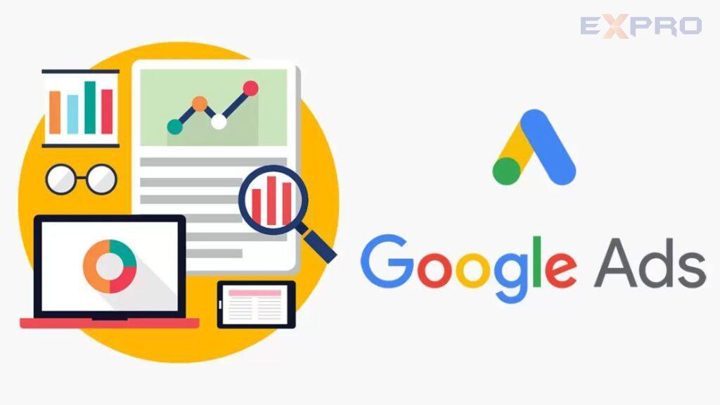 Chạy quảng cáo google �ads